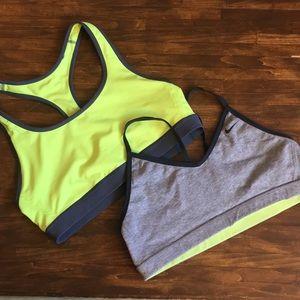 Bundle of two sports bra